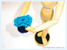 DIY Crochet Flower Ring
